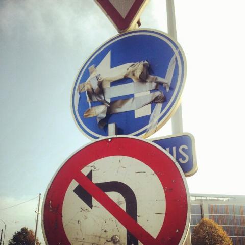Belgische verkeersborden